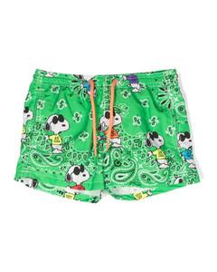 White Set For Baby Boy With Black Logo