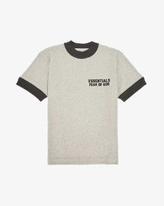 floral-print tote bag