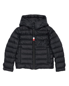 Galdim Hooded Nylon Down Jacket