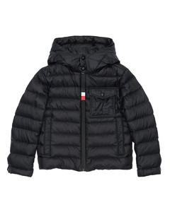 Galdim Hooded Nylon Down Jacket