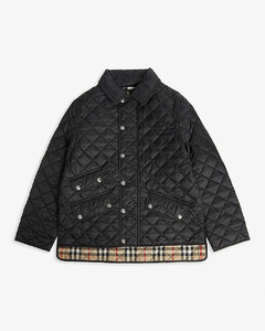 Brennan diamond quilted jacket 3-14 years