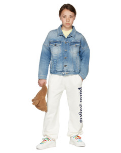 Logo Jacquard Nylon Backpack