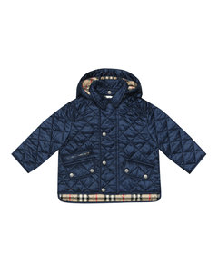Baby Lucca quilted jacket