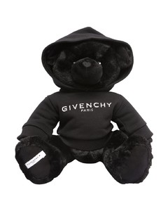 LOGO衛衣毛絨泰迪熊