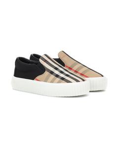 Flinton Vintage Check運動鞋