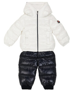 Baby Sinem down coat and snow pants