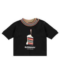 Baby印花棉质T恤