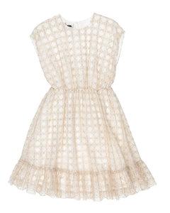 Kirra floral cotton skirt