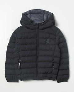 Logo棉质针织T恤