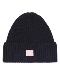 Mini Face羊毛便帽