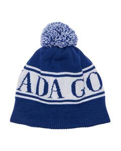 Logo Jacquard Wool Hat