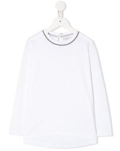 hat in braided wool with logo