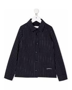 Chenille Romper & Hat W/ Patches