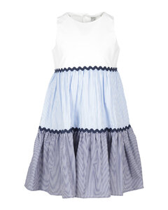 All Over Print Recycled Polyester Coat