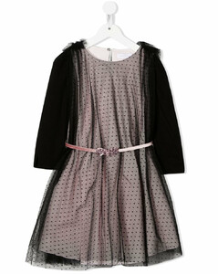 Set Of 2 Printed Cotton Jersey Bodysuits
