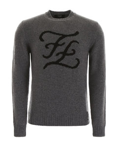 KARLIGRAPHY PULLOVER