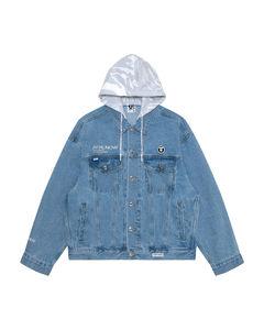 16cm Skater Cotton Denim Jeans