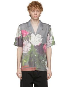 多色Orion短袖衬衫
