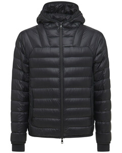 Taito Quilted Nylon Down Jacket