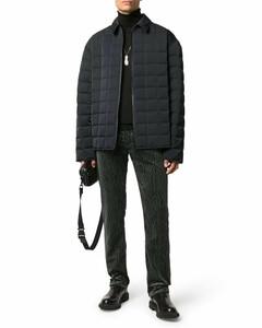 padded zip-up jacket