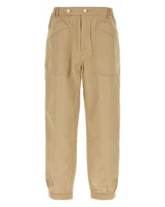 Amaro wool-blend fleece and down hooded jacket