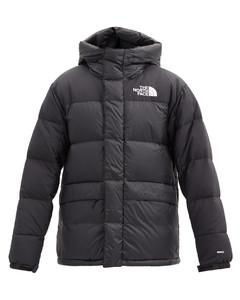 Himalayan hooded down coat