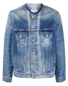 Piumuno细条纹填充夹克
