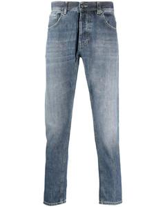 罗缎边饰泳裤