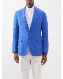 4-Bar swim shorts