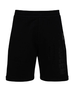 cotton jogging trousers with teddy logo
