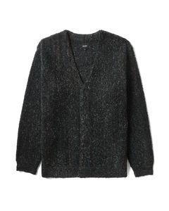 羊绒长袖Polo衫