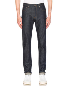 PETIT NEW STANDARD牛仔裤