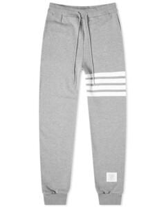 Engineered Stripe Sweat Pant