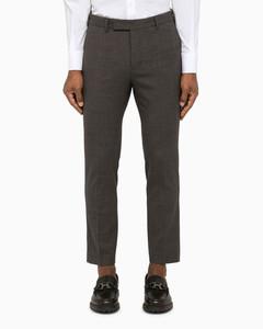 羊绒长袖Polo毛衣