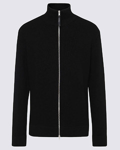 Waxing Sherter Jacket Black