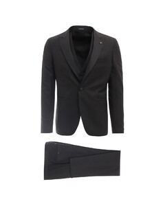 Dylan long-sleeved wool polo shirt