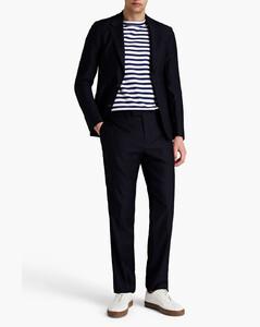 Cappuccino poplin shirt