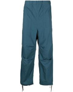 绿色Textured Anchor针织衫