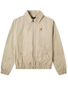 Heart Zipped Jacket