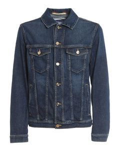 Zipper Snap Shirt Khaki