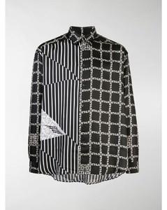 graphic printed shirt