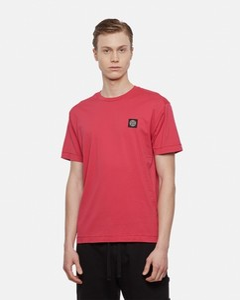 Logo band viscose blend sweatshirt