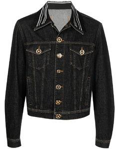 N°21 two-tone hooded sweatshirt