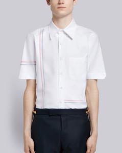Ribbed Shetland Wool Crew Knit