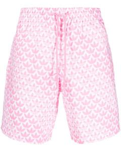 The Twill Half-Zip Sweatshirt