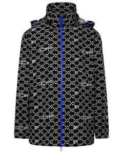 Flamed cotton polo