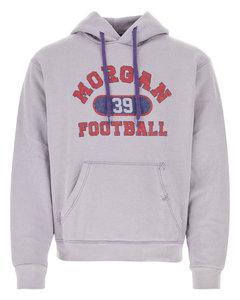 灰白色Aran-Knit羊毛马甲