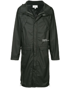 Mot long raincoat