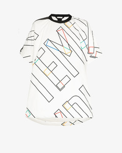Discoball Windbreaker Jacket Black