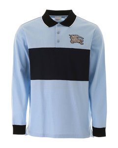 POLO SHIRT WITH EMBROIDERED LOGO